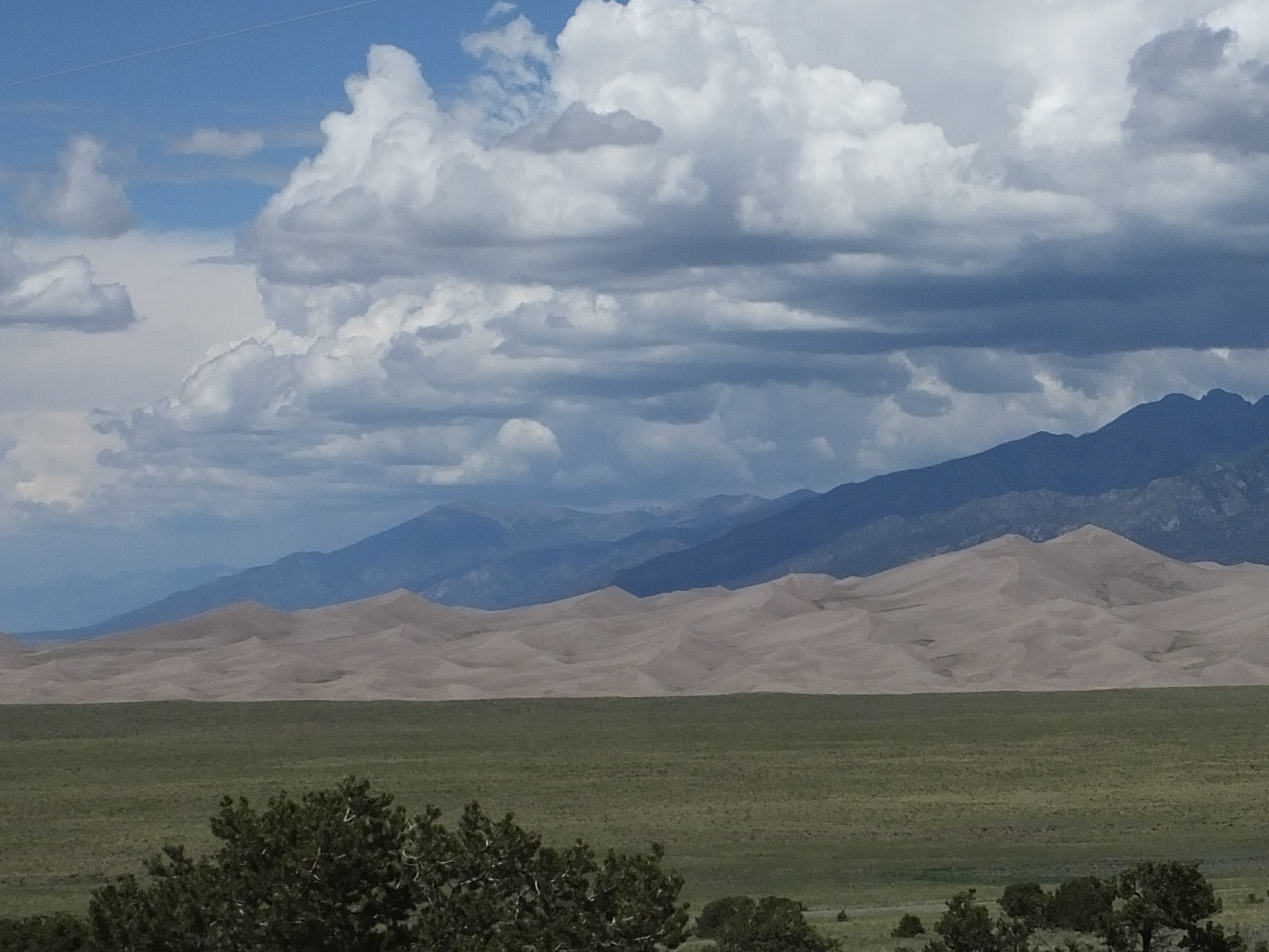 The Best National Parks in Colorado | Travel + Leisure |Great Sand Dunes National Park